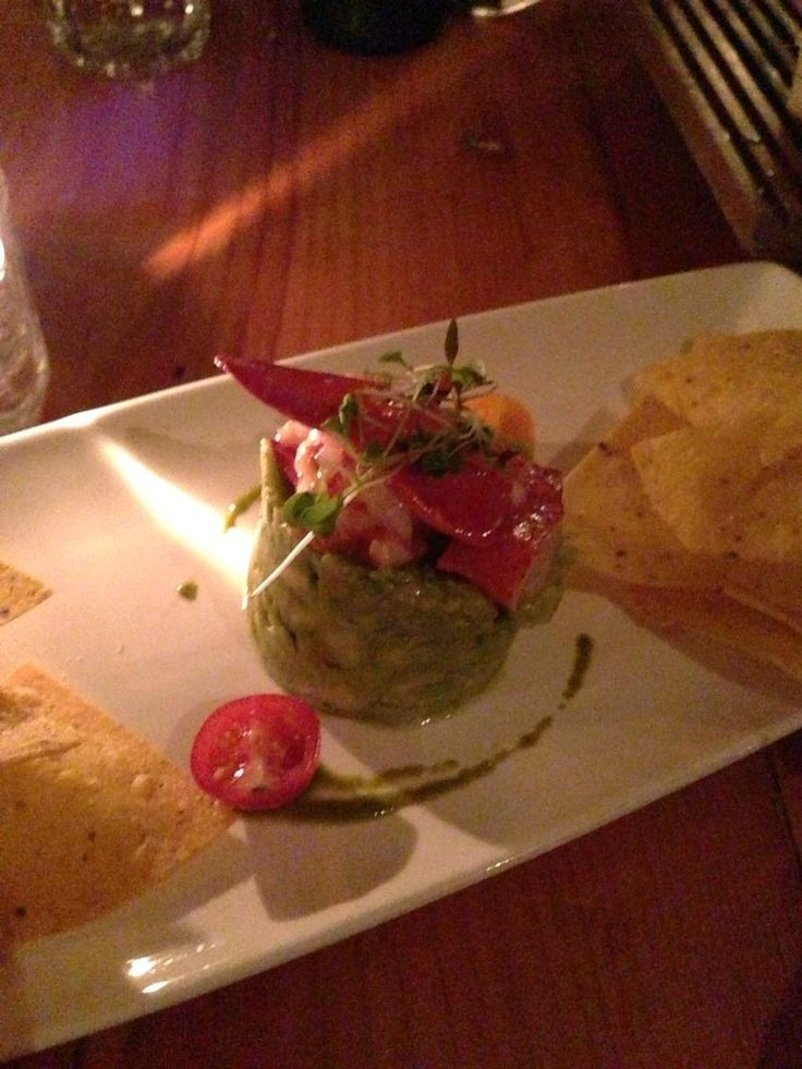 Lobster guacamole @marbenresto ... | Marbs and the Boys!! | Pinterest