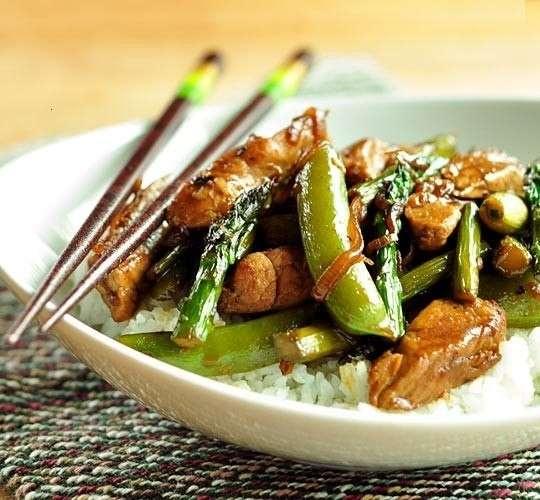 ... with dill stir fried pork with cincaluk recipe heh ya kay char bak
