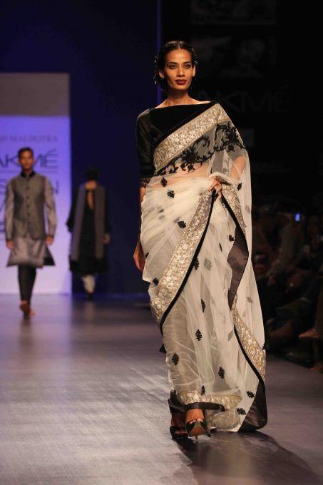 LFW Summer Resort  2013 Day 01 Manish Malhotras Show