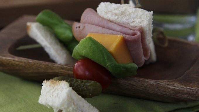 Sandwich On A Stick Blogger Paula Jones from Bell'alimento shows us a ...