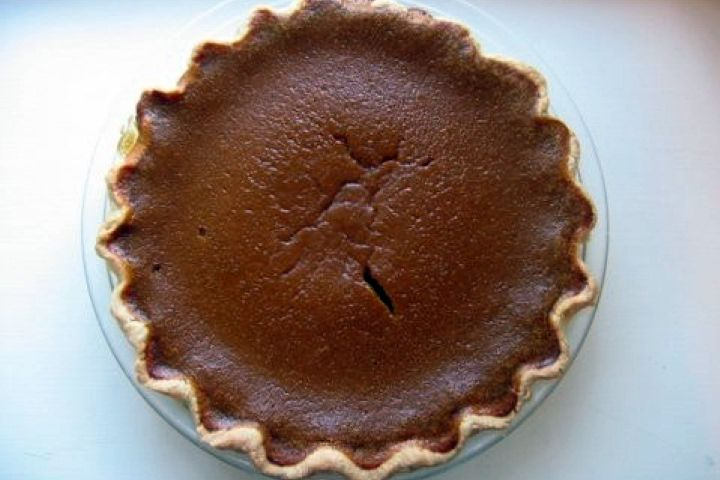 Roasted Butternut Squash Pie Recipe | Food. | Pinterest