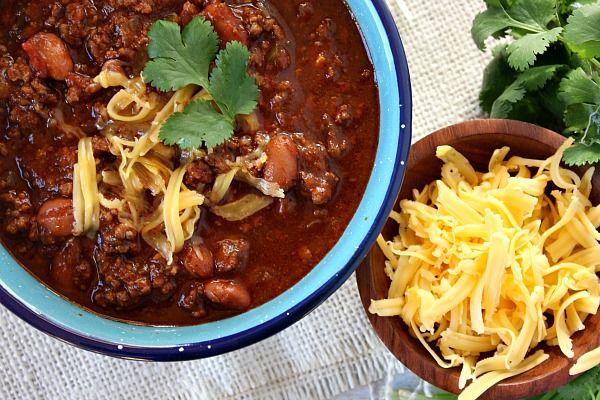 Halftime Chili | Recipe