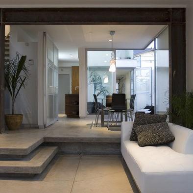 Pin by joan whaley on split ideas pinterest for Split living room ideas