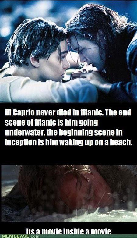 A movie within a movie! JACK NEVER DIES?? love this!!