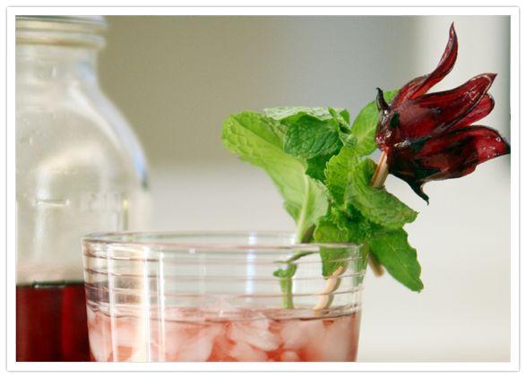 jamaica-tea-agua-hibiscus-2 | Thirsty? | Pinterest