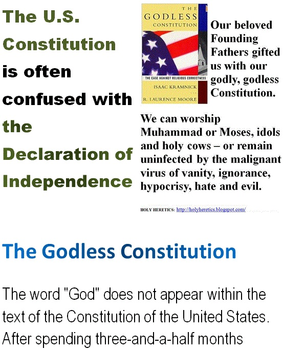 Whats Important >> Pin by Holy Heretic on Godless Constitution | Pinterest