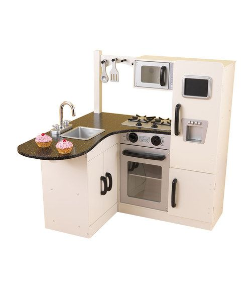 Junior chef 39 s kitchen Realistic play kitchen