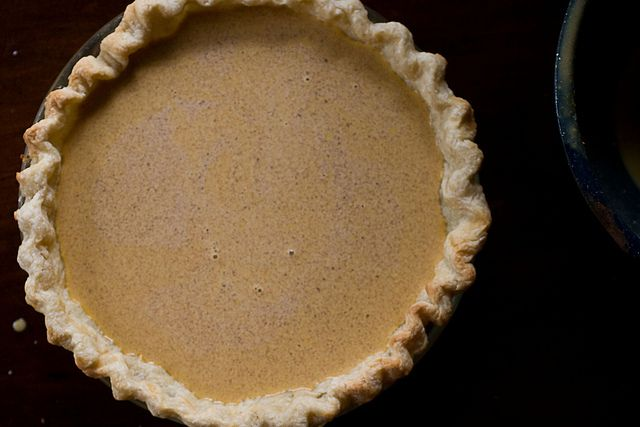 Perfect Pumpkin Pie and Pie Crust 101 by Savour Fare, via Flickr