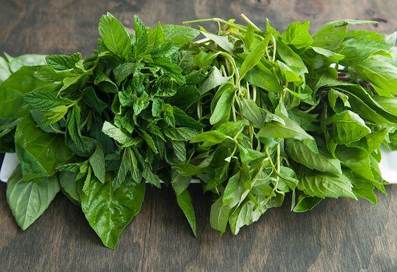 vietnamese bun bo xao beef noodle salad recipe | use real butter