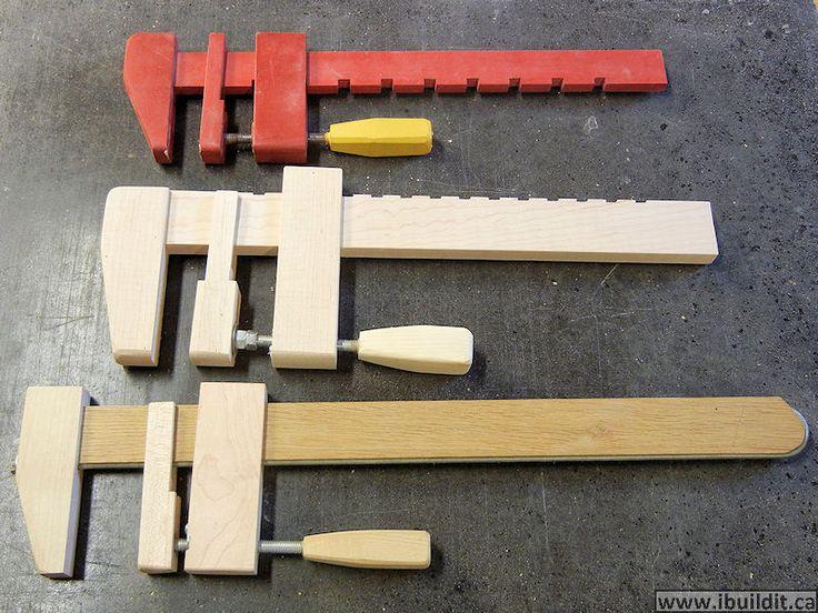 Деревянные инструменты своими руками 24