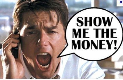 Jerry MaGuire | Peliculas y series que adoro | Pinterest Jerry Maguire Show Me The Money