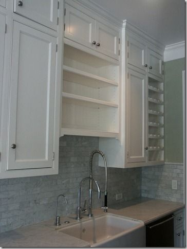 Kitchen sink no window google search kitchens pinterest for Kitchen ideas no window
