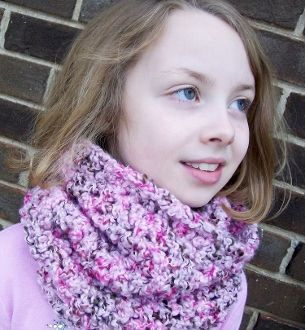 Ravelry: Chunky Lacy Crochet Neckwarmer pattern by Sue
