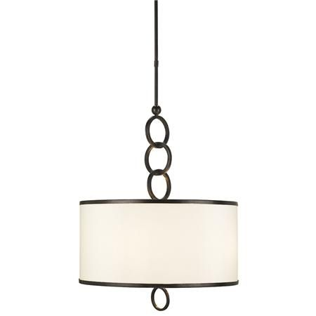 chain links drum pendant chandelier 72hx24w 35 from top of chain