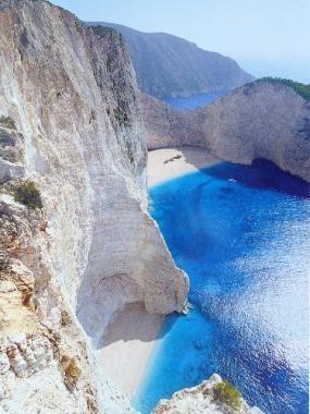 Hidden beach, Mykonos