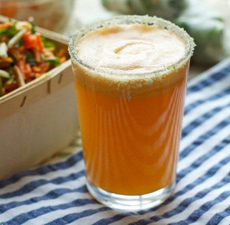Melon Agua Fresca | FOOD-Healthy Don Delicious | Pinterest