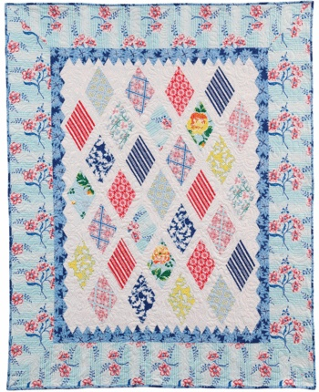 free pattern at Timeless Treasures Quilts Pinterest