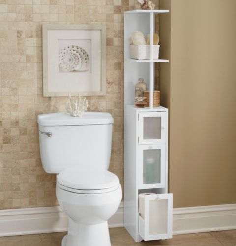 Thin Man Bathroom Storage From Ginny 39 S House Remodle Pinterest