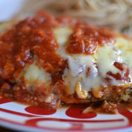 Cheesy Chicken Parmesan | Food | Pinterest