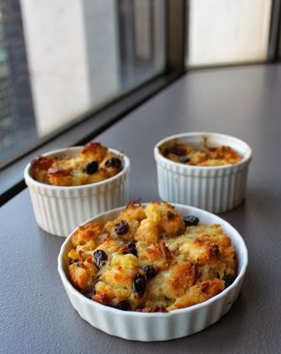 Coconut Bread Pudding with Buttered Rum Sauce. HOT. BUTTERED. RUM ...