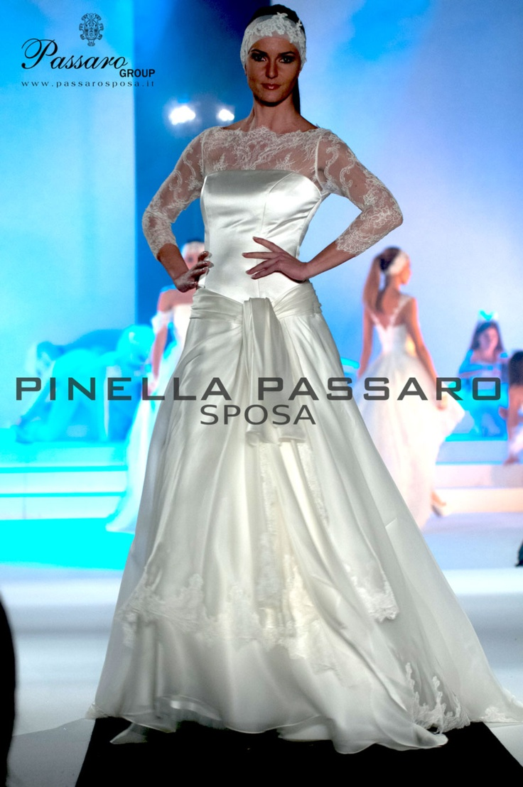 PASSARO SPOSA TUTTO SPOSI NAPOLI EVENTO FASHION SHOW WEDDING MODA 2014