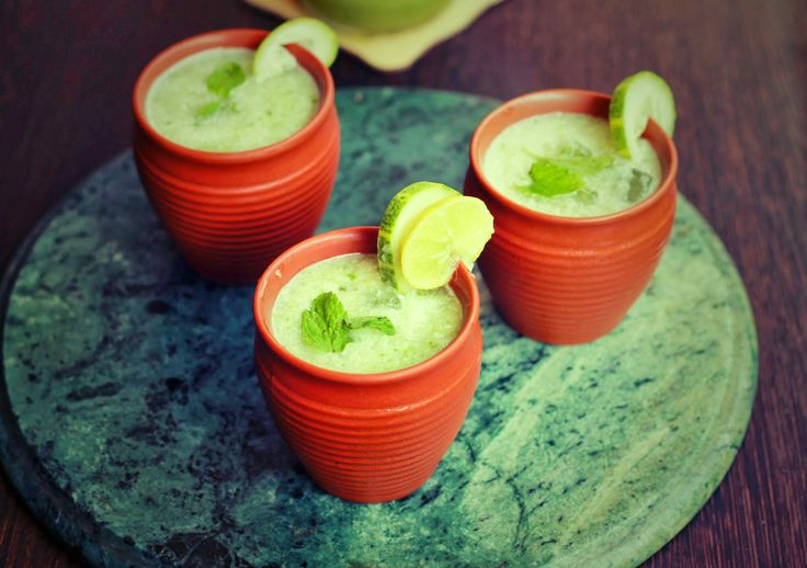 Cucumber Cooler | Drinks | Pinterest