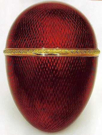 Fabergé Egg - 1899