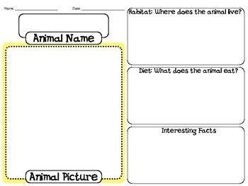 Animal Science format for writing research papers
