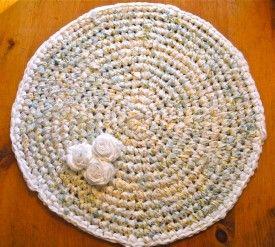 Crochet Plastic Bag Rug Patterns Free Crochet Patterns