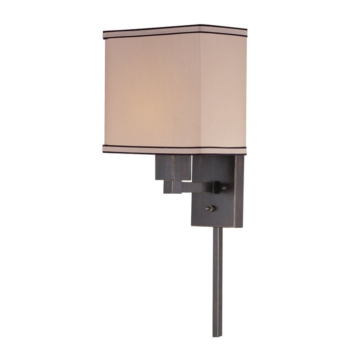 Room And Board Plug In Sconce