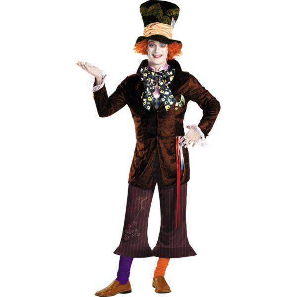 Adult Mad Hatter Costume Prestige - Tim Burton's Alice in ...   600 x 600 jpeg 22kB
