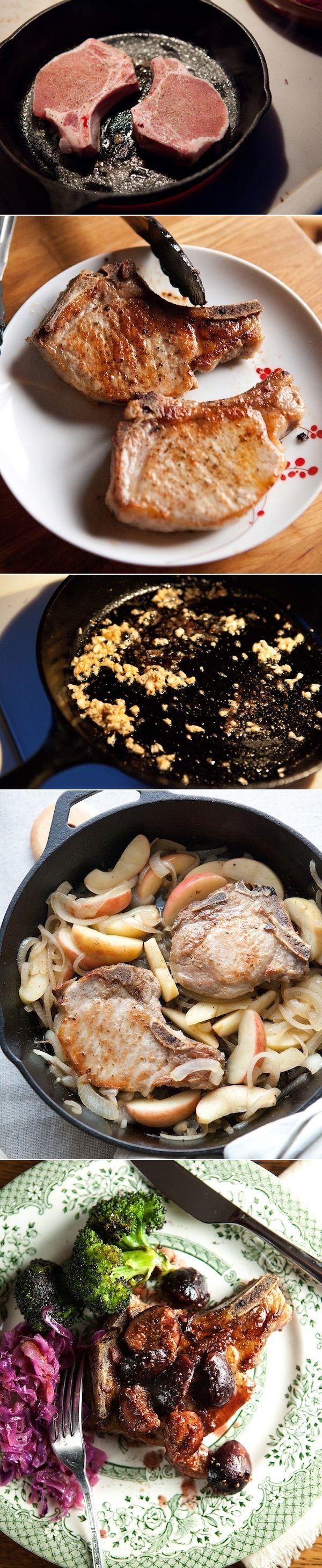 ... roasted pepper mole sauce best pork chops pork chops peking pork chops