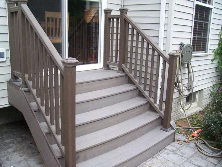 Trex Stair Railing