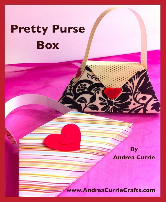 valentine box purse