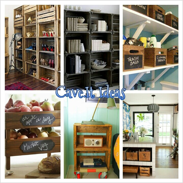 Home organizing cave it ideas pinterest Organizing home
