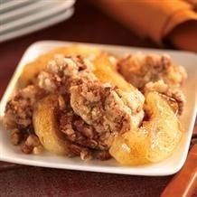 Cinnamon Apple Crisp | Sweet treats | Pinterest