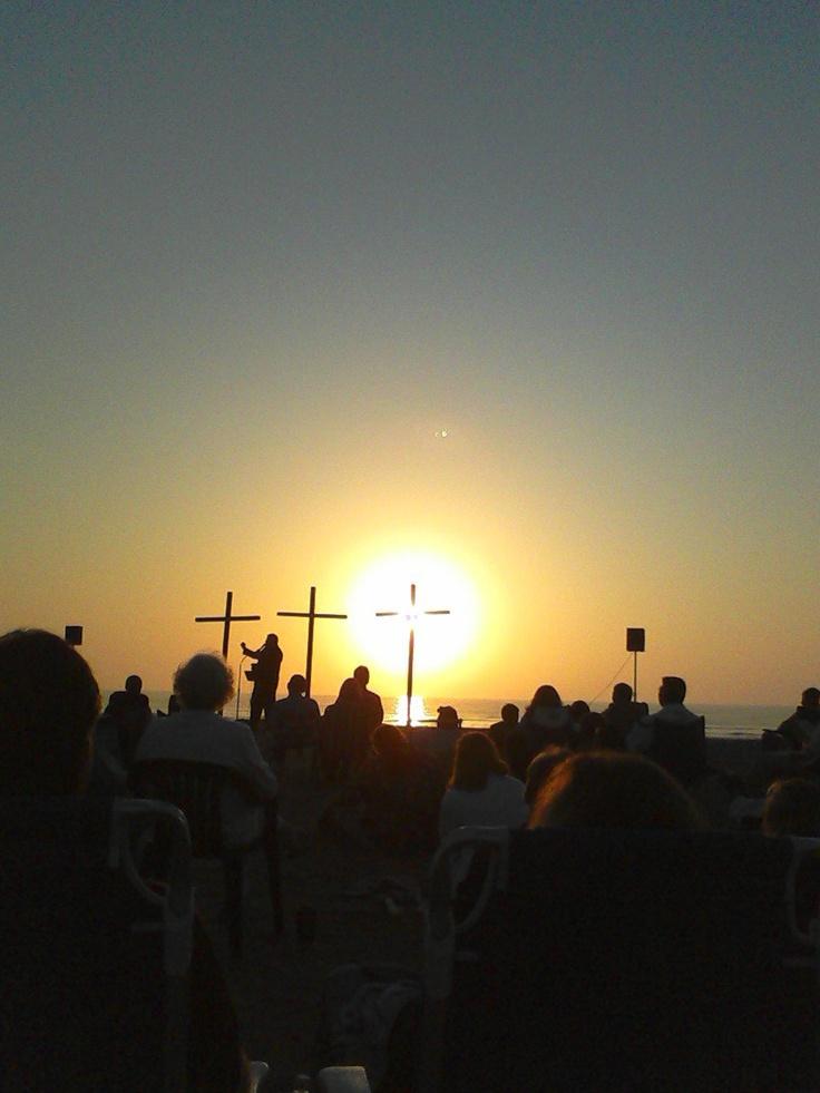 Easter sunrise service on fernandina beach 2011 everything easter