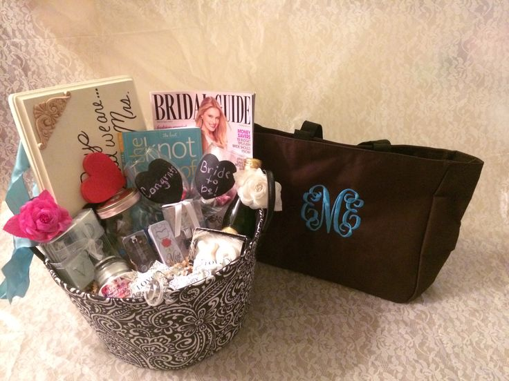 Pre Wedding Gift Basket For Bride : ... gifts for every bride to be to enjoy her magical pre wedding bliss