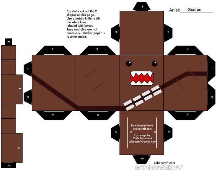 chewbacca dorigami chewbacca pinterest