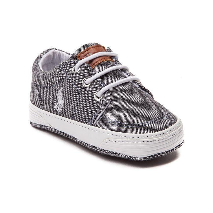 Ralph Lauren Chambray Faxon Sneaker