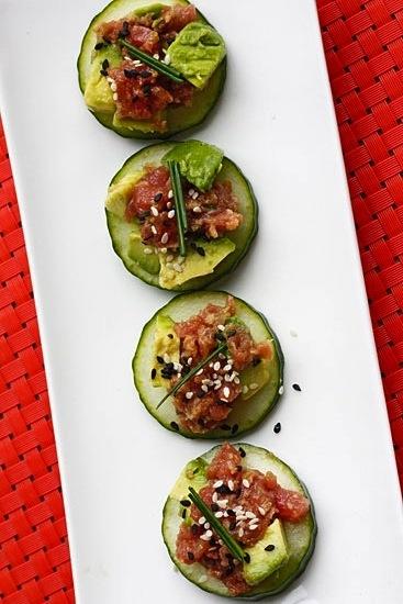 Spicy Crunchy Tuna Tartar