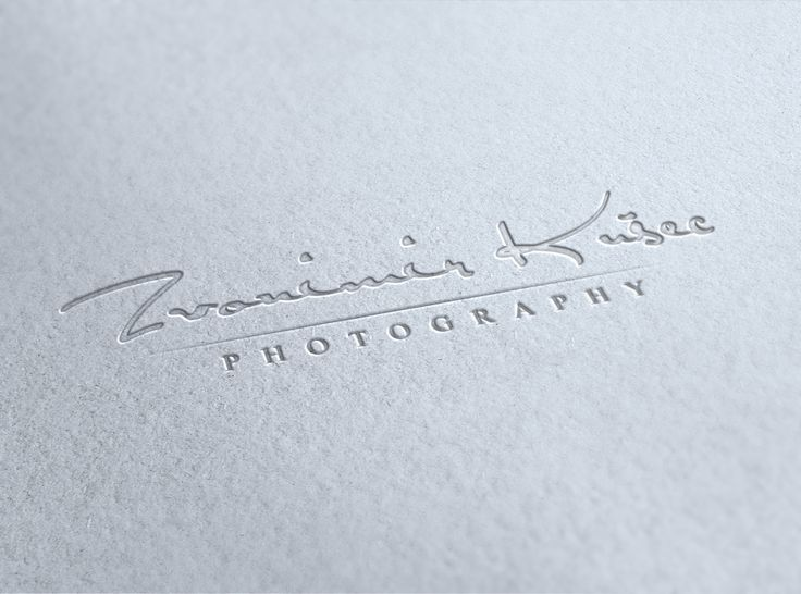 The Importance of Art and Photography Logo