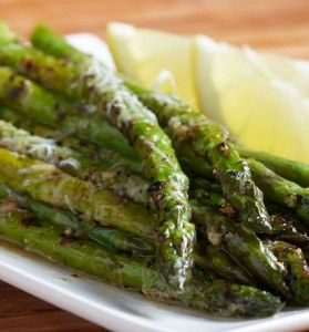 grilled asparagus. one of my favorites | kiss the cook | Pinterest