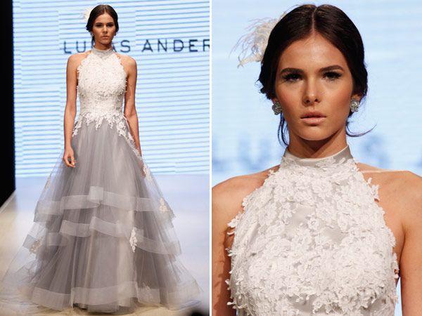 Luca Luca Dresses Lucas Anderi Wedding Dress