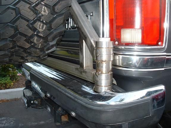 Jim Carter Truck Parts >> K5 Blazer Spare Tire Carrier | Autos Post