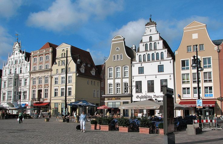 Rostock Germany  city pictures gallery : Rostock, Germany | seen with mine eye. | Pinterest