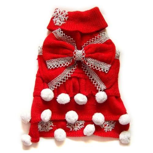 Christmas Dress For Dogs