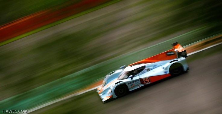 WEC 6 HOURS OF SPA-FRANCORCHAMPS 2012