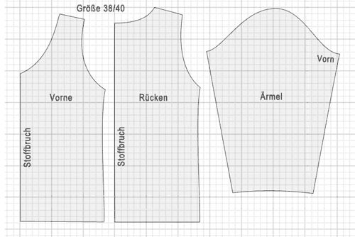 t shirt schnittmuster kostenlos download