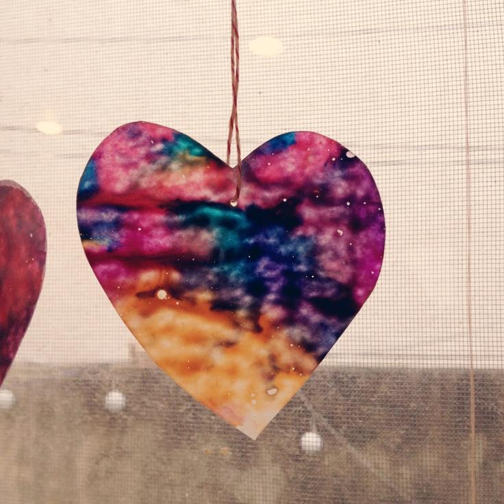 martha stewart valentine heart envelope